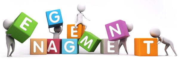 Social media engagement: do not think your community exists, you have to createit!